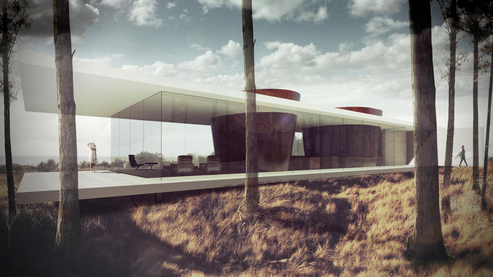 Te Arai Concept House